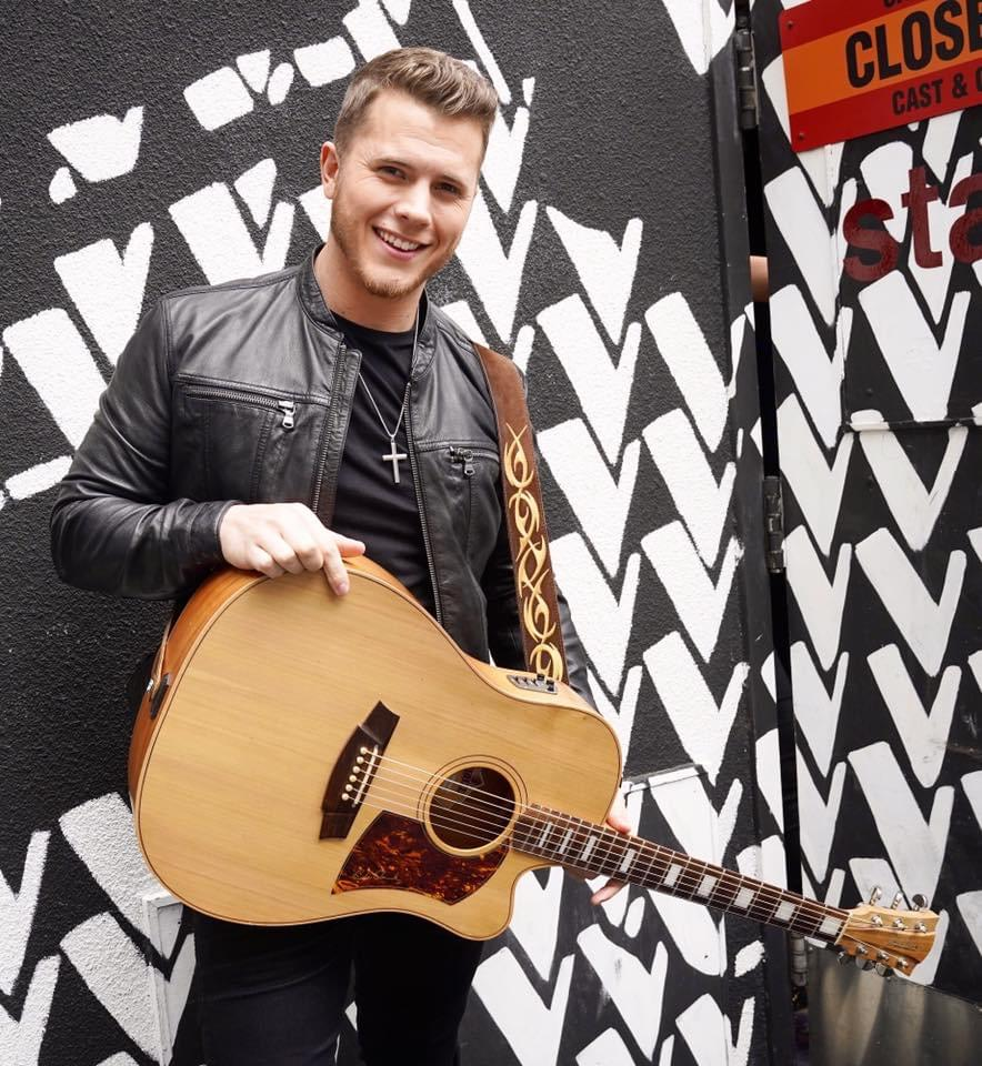 Gyth Rigdon moves on to The Voice Semi-Finals!