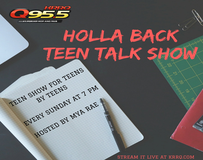 Holla Back Teen Talk Show