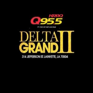Q95.5 LIVE at Delta Grand II Downtown Lafayette