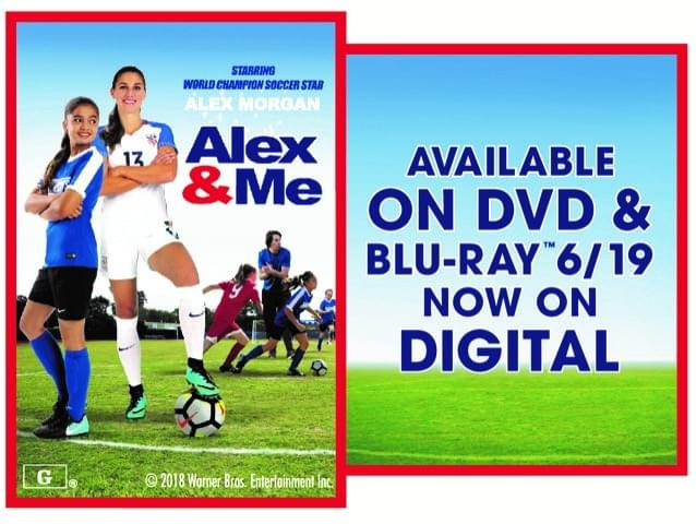 "Win A Digital Download of Warner Bros. FAMILY Movie ""Alex & Me""!"