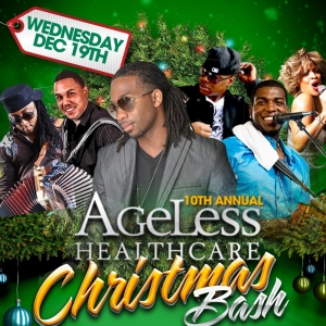 Ageless Healthcare Christmas Bash
