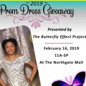 Prom Dress Giveaway 2019