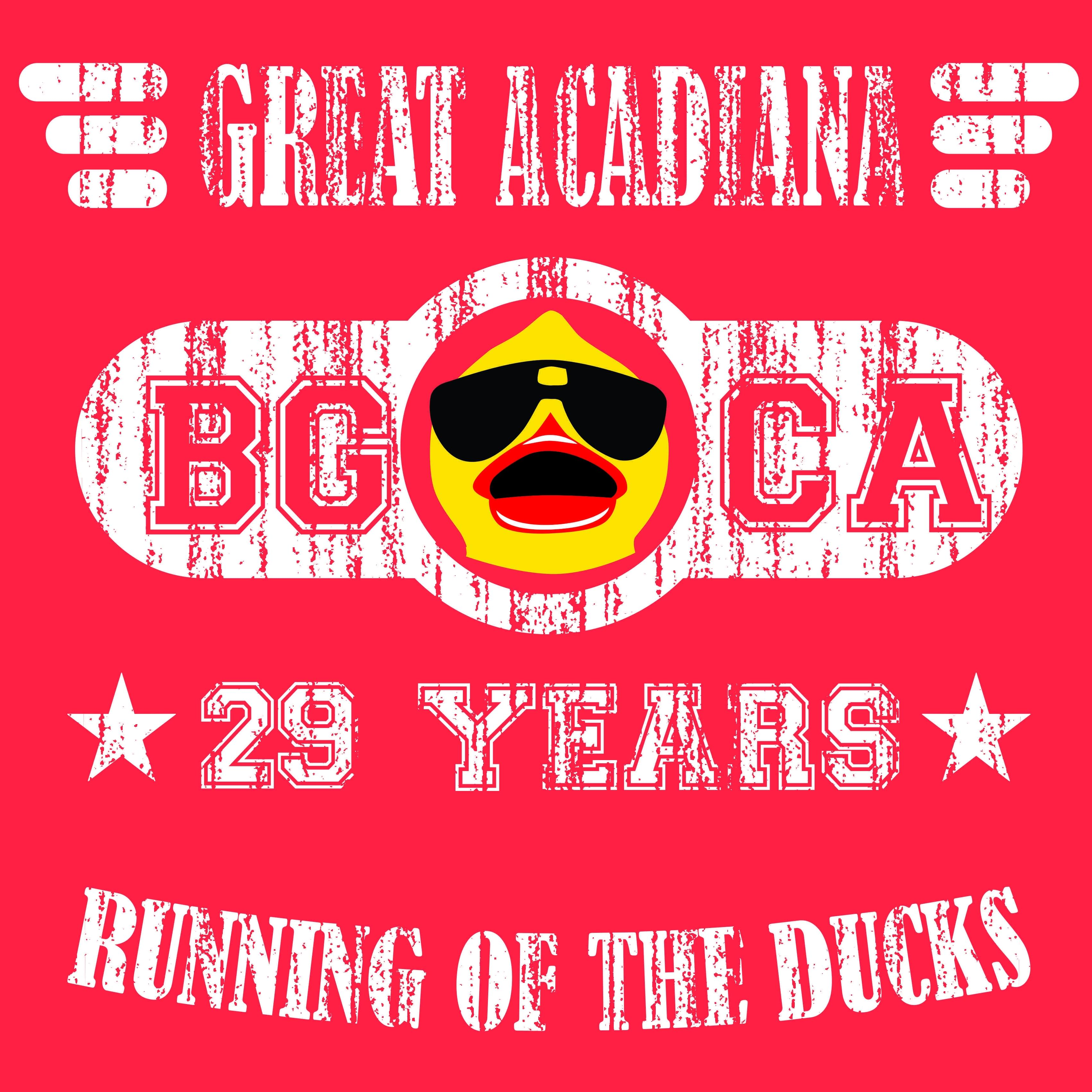 Acadiana Running of the Ducks