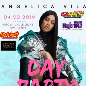 Parc 21 Day Party Featuring Angelica Vila! Listen To Win Tickets!