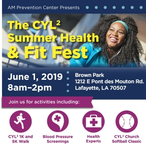 CYL2 Summer Health & Fit Fest