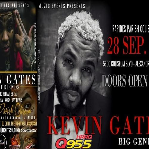 Kevin Gates & Friends Tour