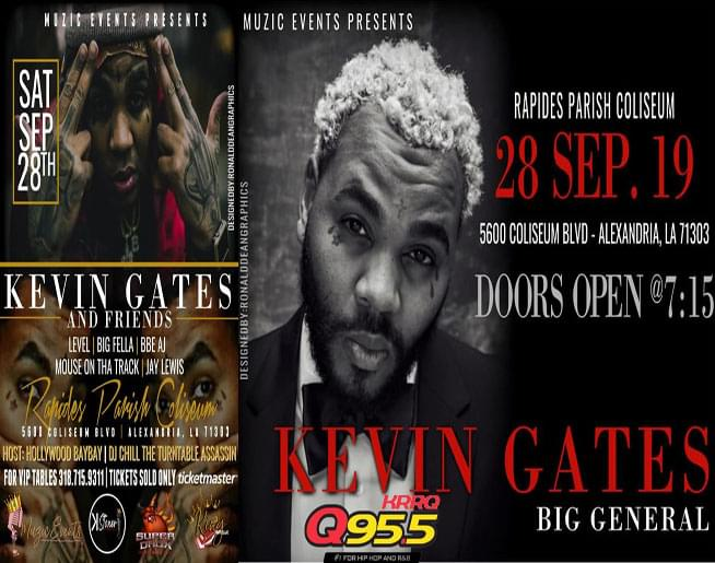 Kevin Gates & Friends Tour | KRRQ-FM