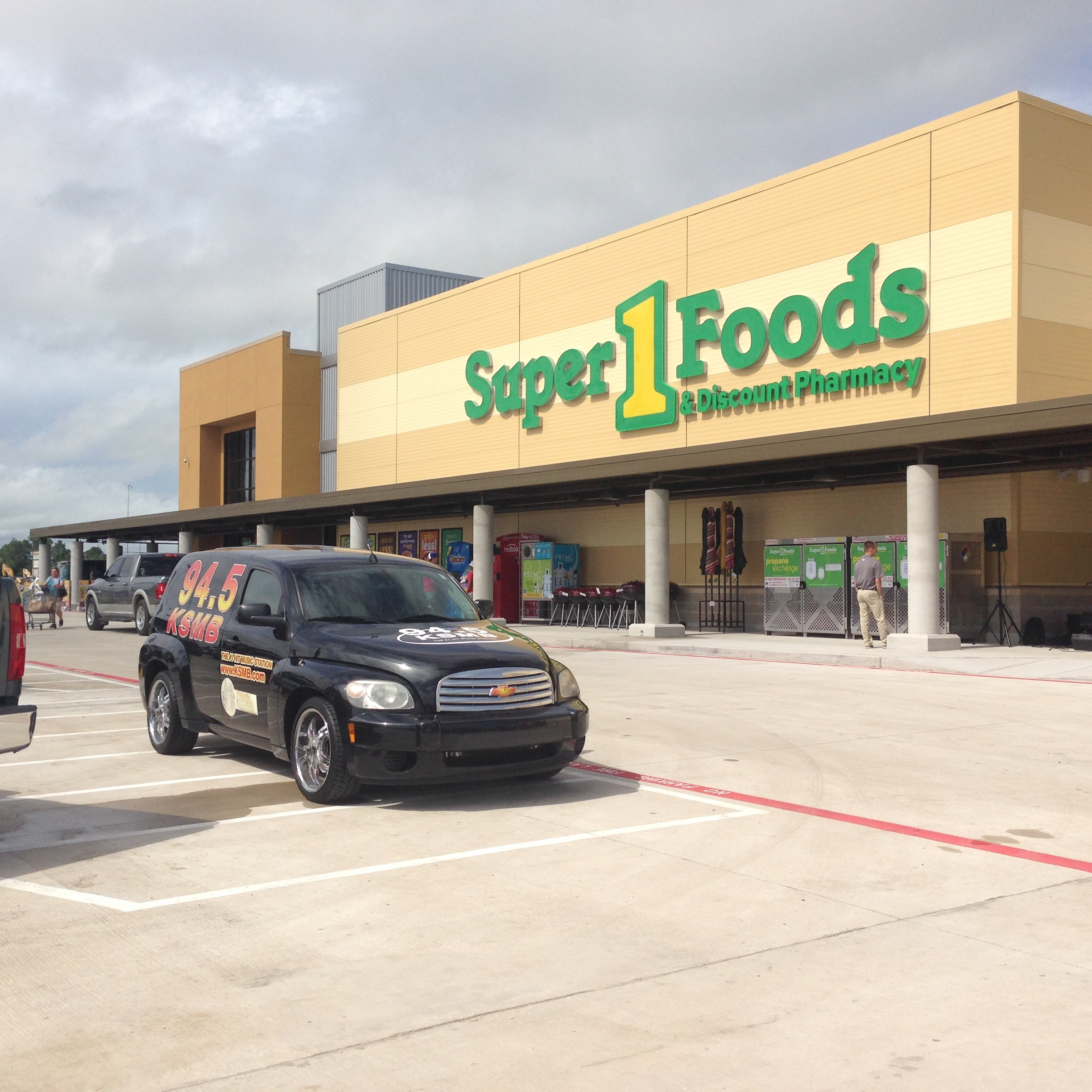 Grand Opening of Super 1 Store in Scott – June 21, 2017!