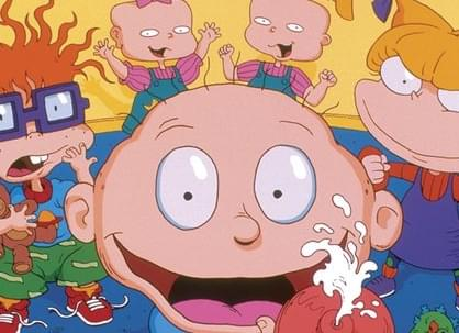 'Rugrats' Returning With New Episodes And Live Action Film!