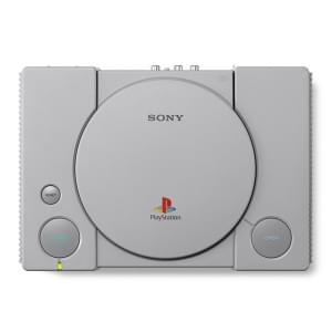 Sony Releasing Mini Console Called PlayStation Classic!
