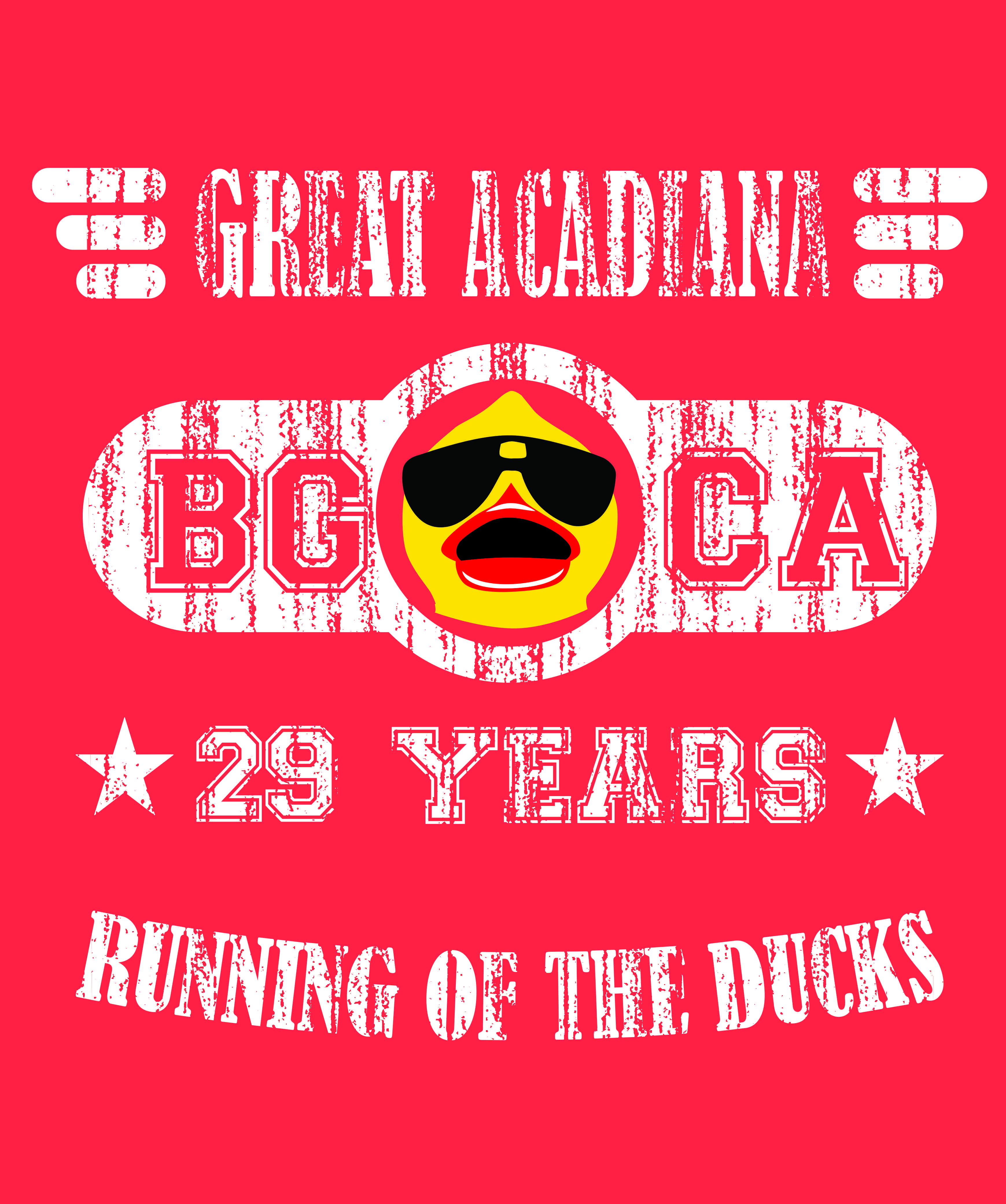 Adopt a Duck today for the 29th Annual Great Acadiana Running of the Ducks