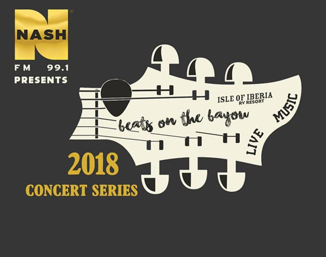 2018 Beats on the Bayou Concert Series