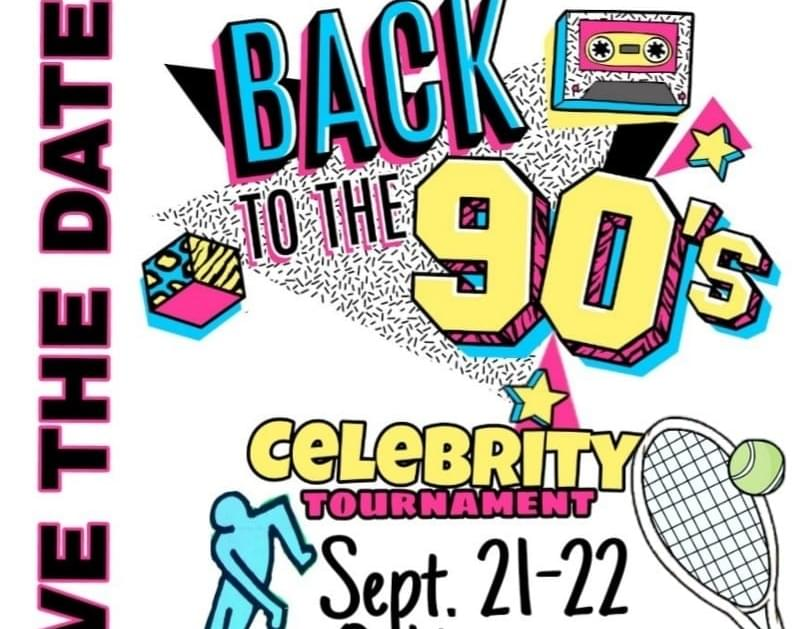 Back To The 90s Celebrity Tournament.