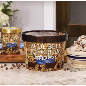 Blue Bell Releases Cookie Cake Flavor