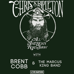 Chris Stapleton Coming to Cajundome August 30
