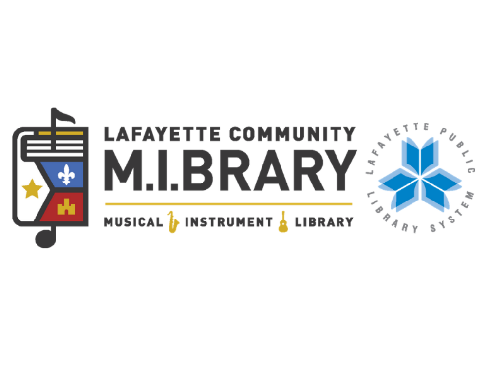 Check out the Lafayette Community M.I.Brary
