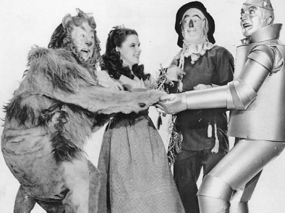 Wizard of Oz to be Shown on Big Screen in New Iberia
