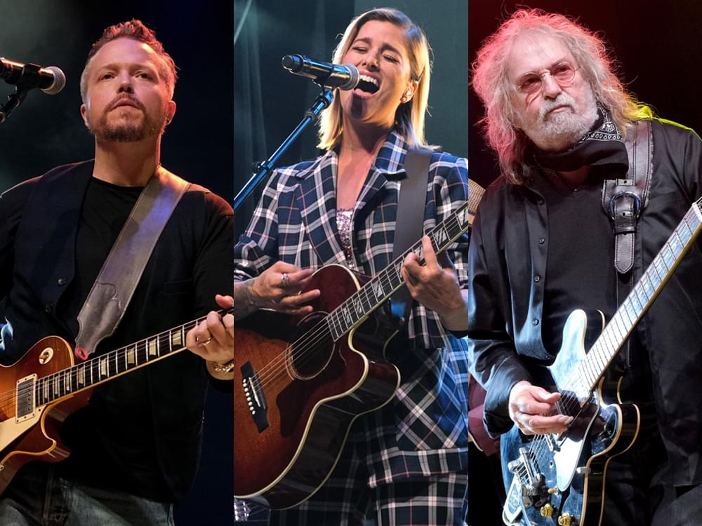 Gibson Guitar Jam with Jason Isbell, Lee Roy Parnell, Ray Wylie Hubbard, Cassadee Pope, Chris Isaak, Parmalee & More [Photo Gallery]