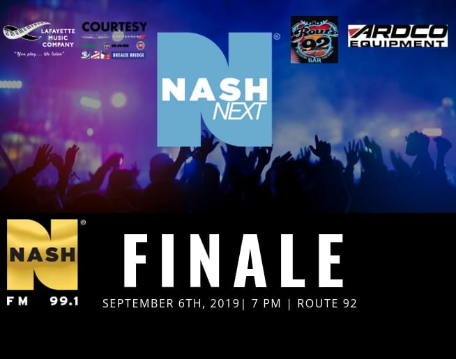 NASH NEXT 2019 AT Route 92!
