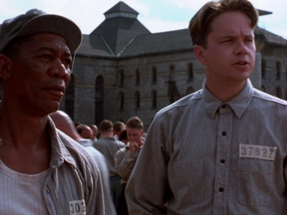 The Shawshank Redemption Returns to Theaters
