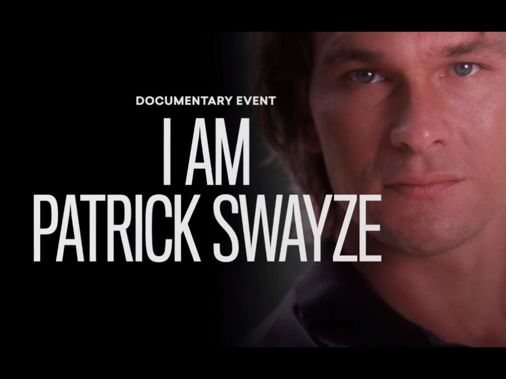 New Patrick Swayze Documentary Coming from Paramount