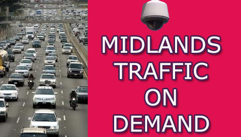 Midlands Traffic on Demand
