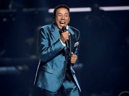 Smokey Robinson To Be Honored For Charitable Projects