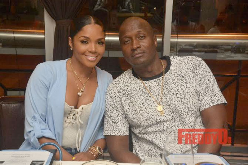 Love & Hip Hop's Rasheeda switches up her look!!