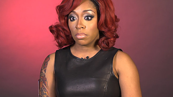 K. Michelle blasts Loni Love and Angela Yee!!
