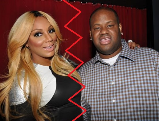 Tamar Braxton Is Removing Her Wedding Ring