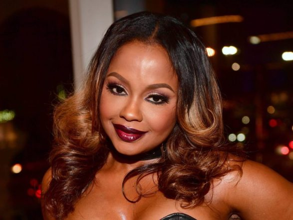 Phaedra Parks Is Ready To Get Back In The Game Of Love