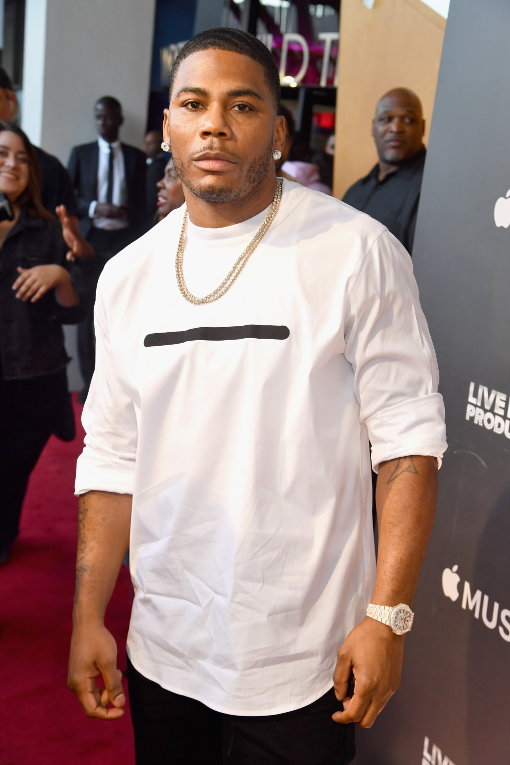 Nelly Is Free To Go After Prosecutors Drop His Rape Case