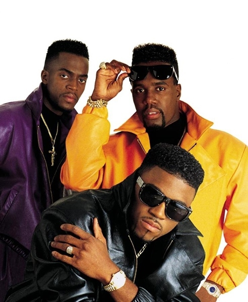 New Jack Swing, BlackStreet, & Harlem! We're talking Guy!