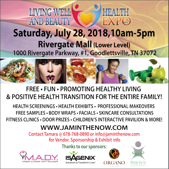 The Living Well Health & Beauty Expo