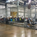 HUNDREDS OF IMMIGRANTS HOUSED IN CAGES IN TEXAS