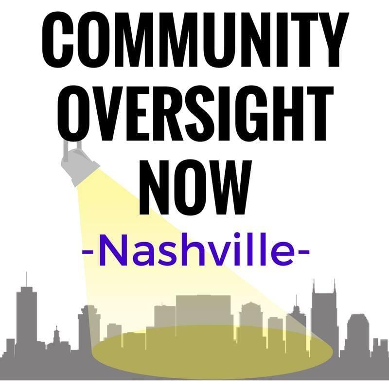 COMMUNITY OVERSIGHT NOW