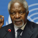 Former U.N. Secy. General Kofi Annan Dead At 80