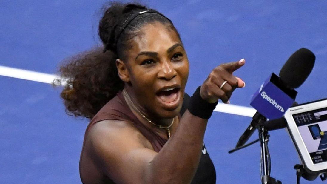 SERENA WILLIAMS FINED $17,000 FOR CODE VIOLATIONS IN US OPEN