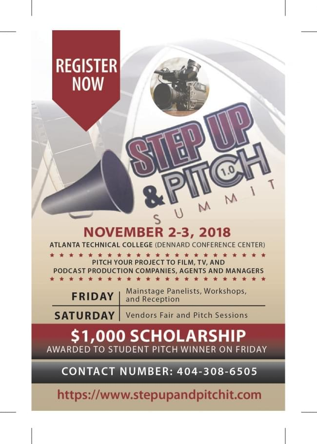 Step Up and Pitch Summit