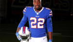 Buffalo Bills Player Retires…At Halftime Of Sunday's Game