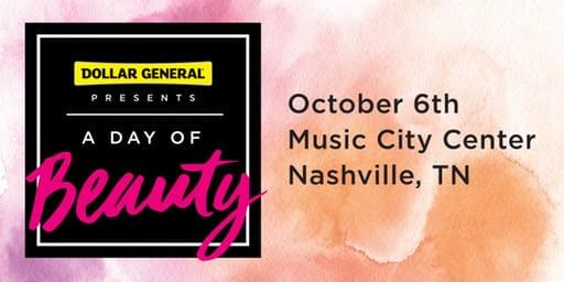 Join the 92Q Family @ Dollar General's A Day Of Beauty 2018