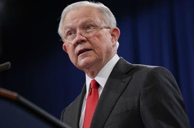Jeff Sessions Resigns as Attorney General at Trump's Request