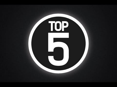 Top 5 Things You Should Know Today (11-9-18)