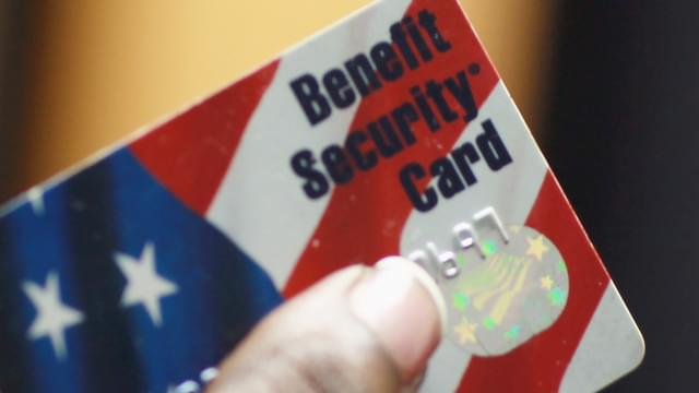 TN ISSUING FOOD STAMPS EARLY DUE TO SHUTDOWN #KSMS