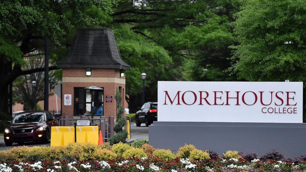 MOREHOUSE COLLEGE ALLOWING TRANSGENDERS IN 2020