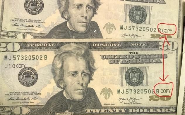 Counterfeit Money Popping Up In East Nashville Businesses
