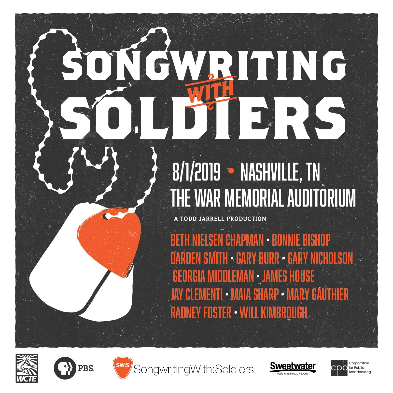Songwriting With Soldiers