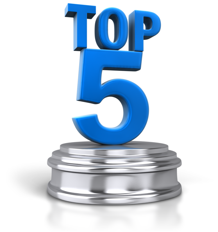 Top 5 Things You Should Know Today (08-08-19)