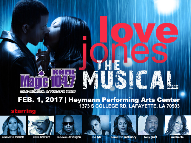 Contest: Win A Pair of Front Row Tickets to Love Jones the Musical!