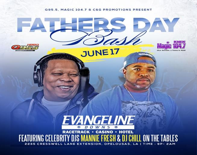 FATHERS DAY BASH